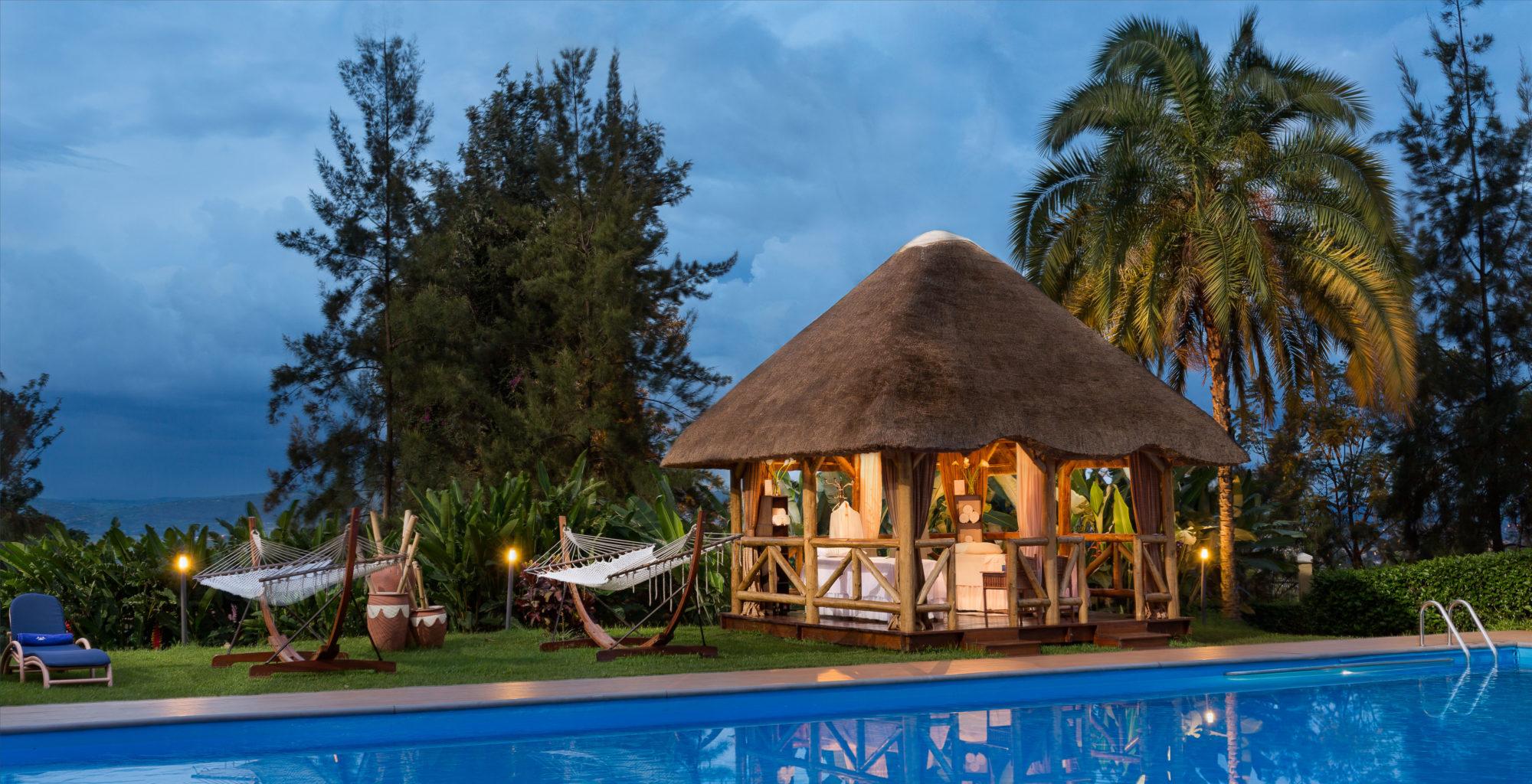 Hotel Mille Collines Rwanda Spa