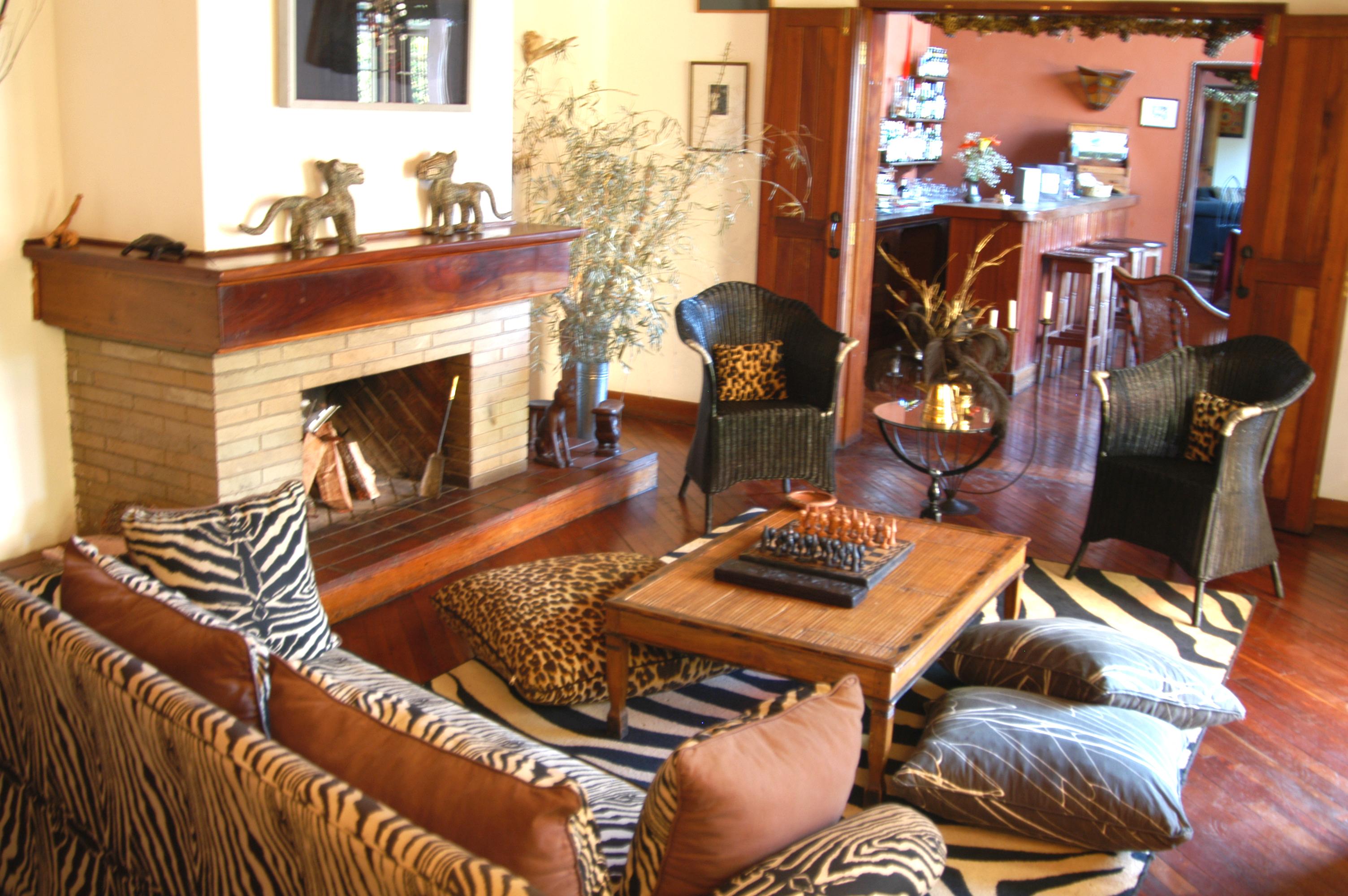 Macushla House Kenya Lounge