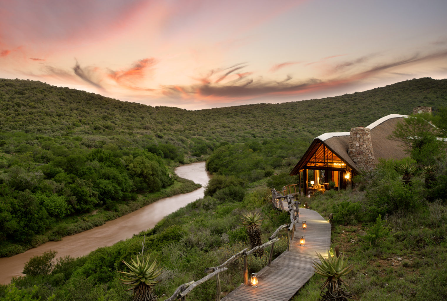 Great Fish River Lodge South Africa Exterior