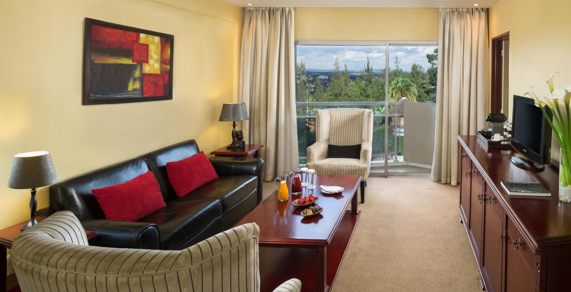 Hotel Mille Collines Rwanda Junior Suite