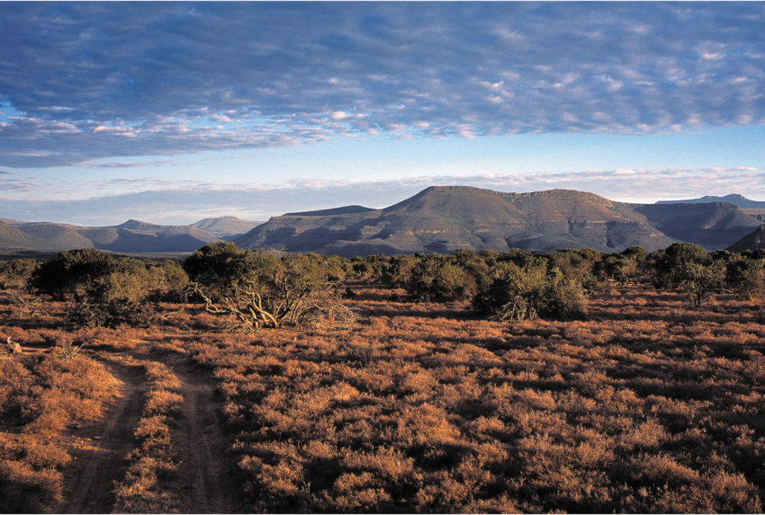 The Great Karoo, Landscape