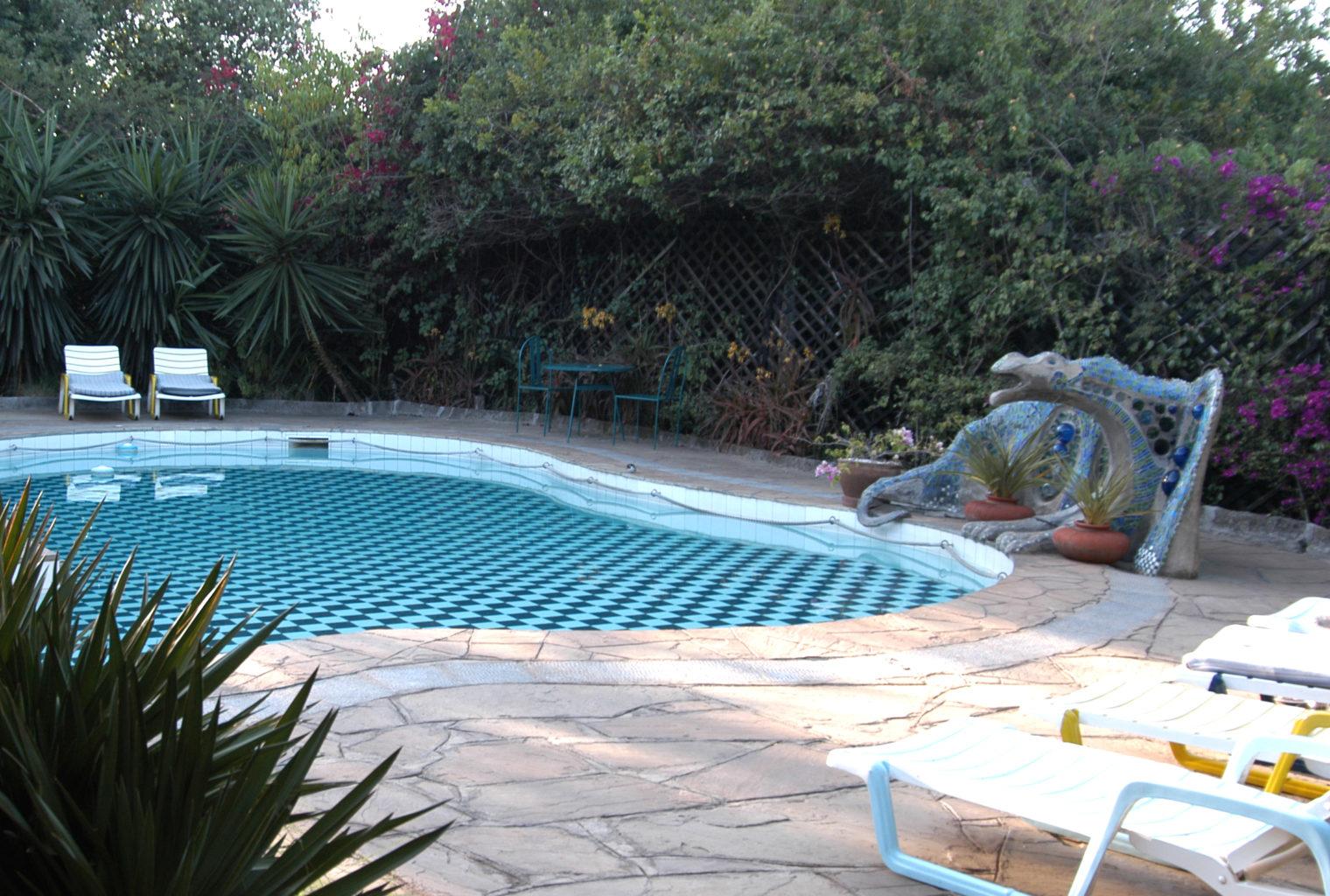 Macushla House Kenya Pool