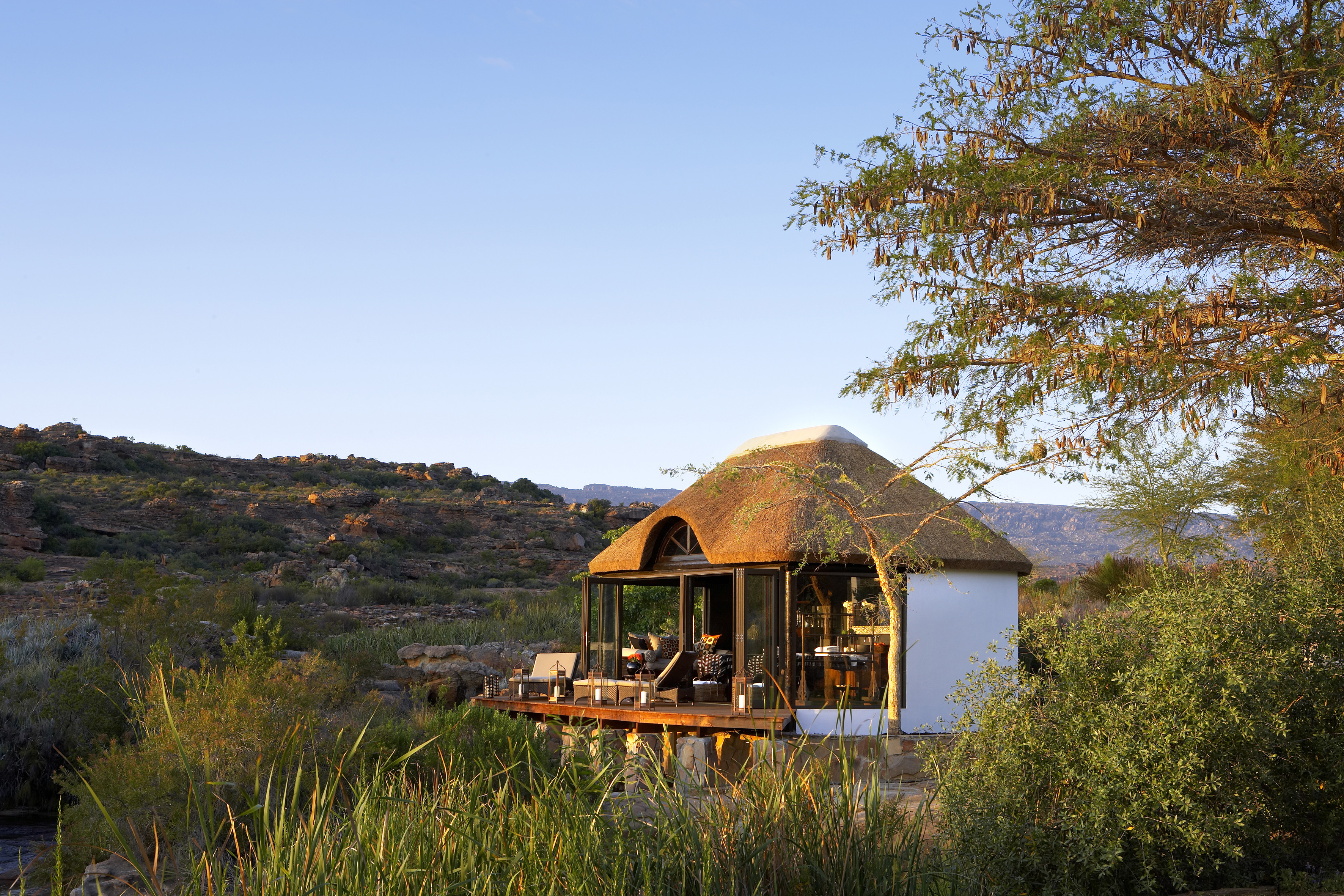 Bushmans Kloof South Africa Spa