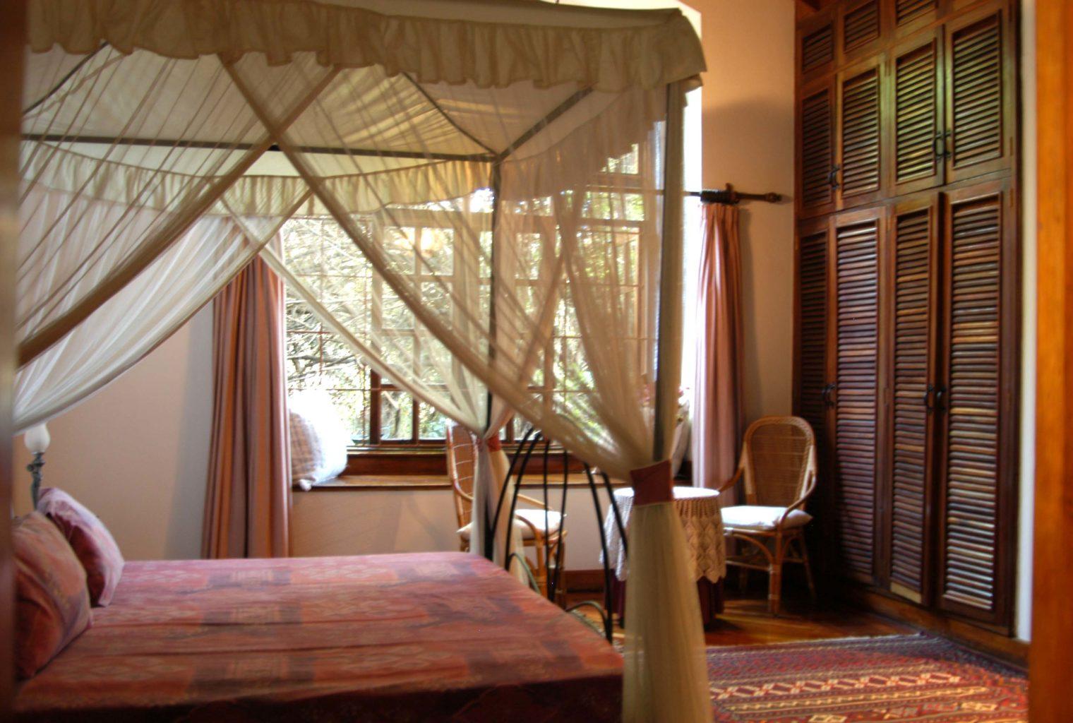 Macushla House Kenya Bedroom