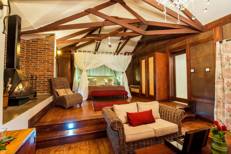 Arusha Coffee Lodge Tanzania Lounge