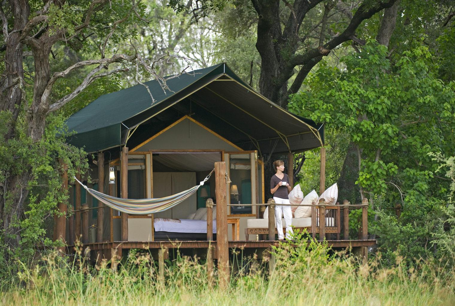 Stanleys Camp Botswana Exteroior