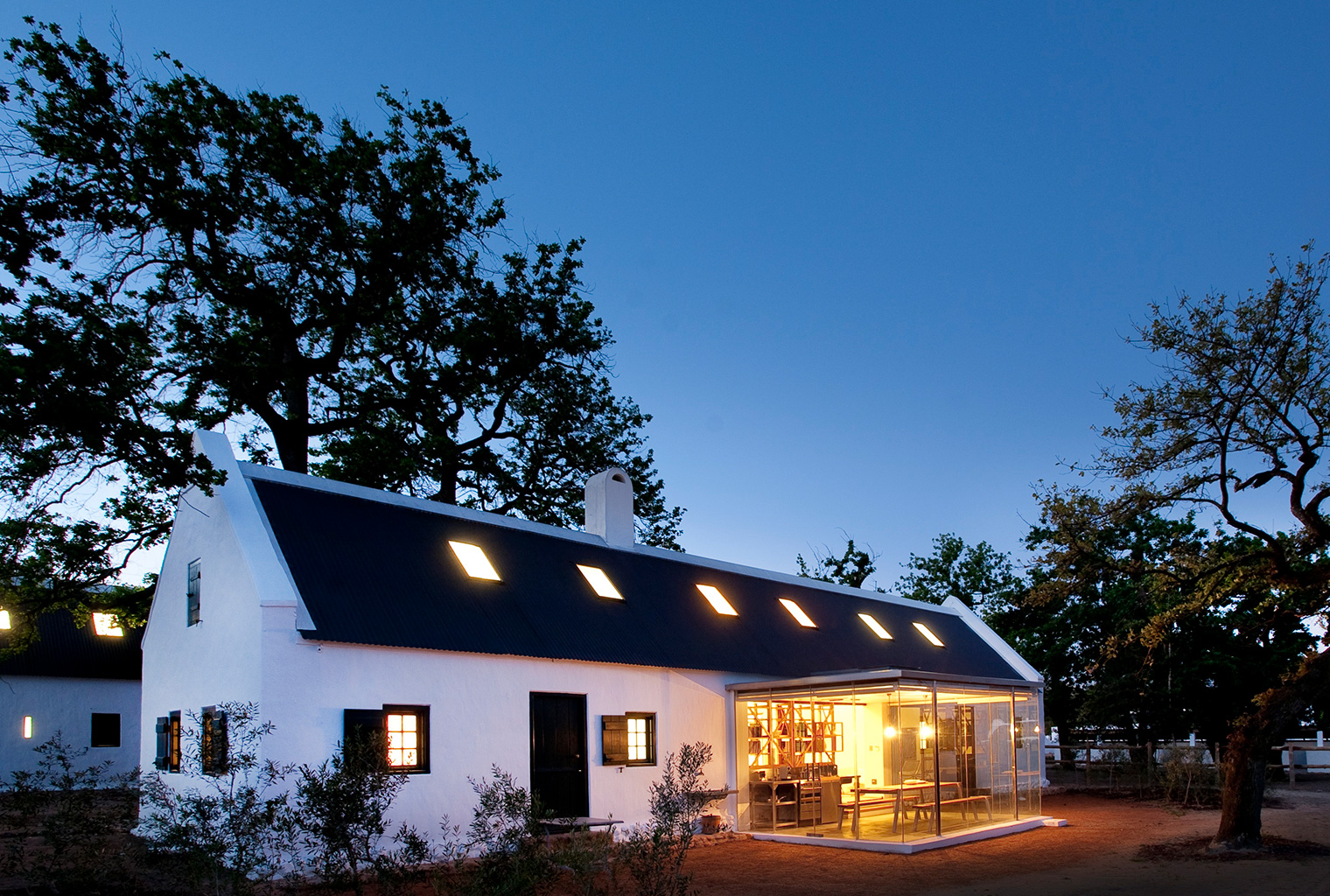 Babylonstoren-South-Africa-Exterior-Night