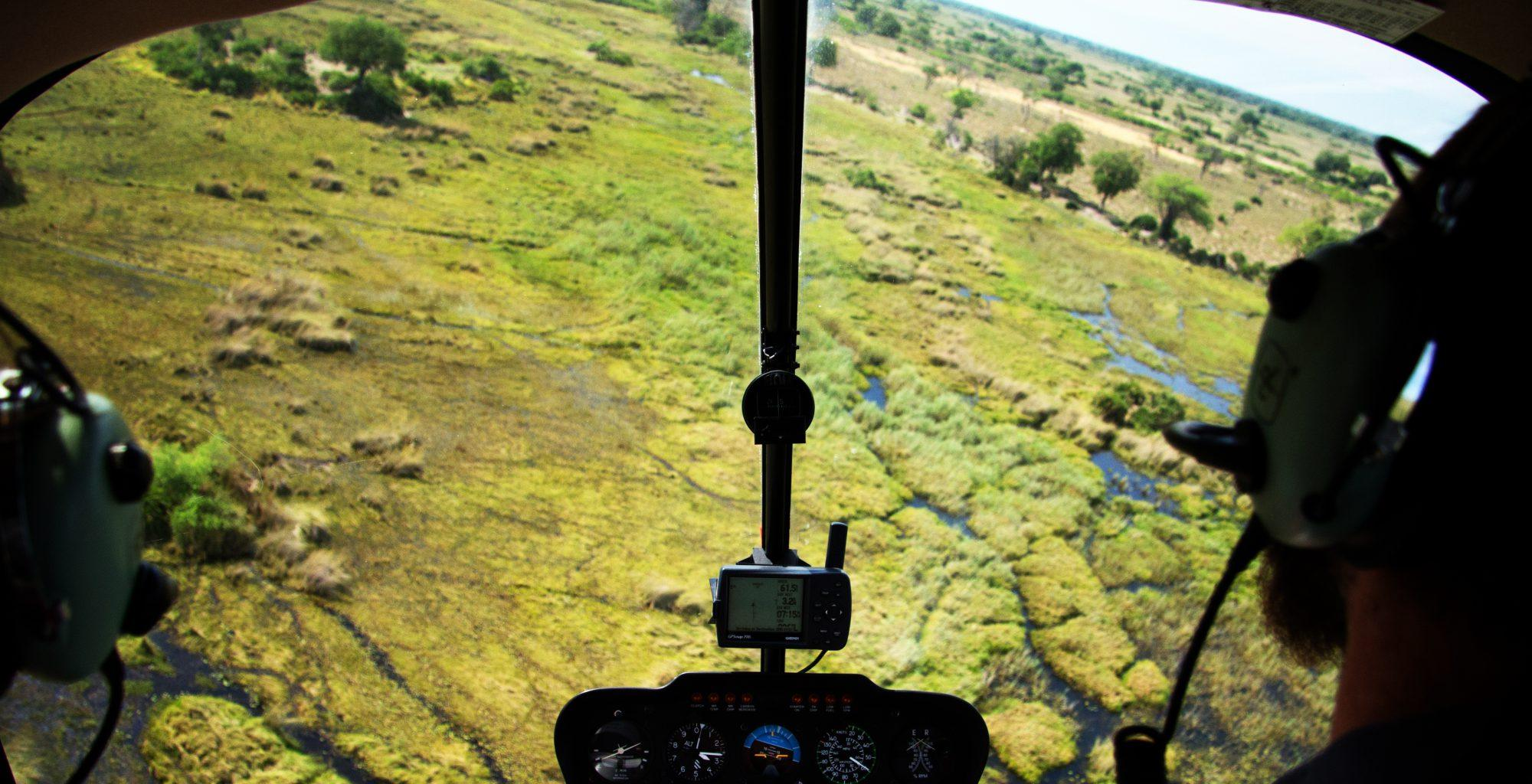 Botswana-Helicopter-Safaris