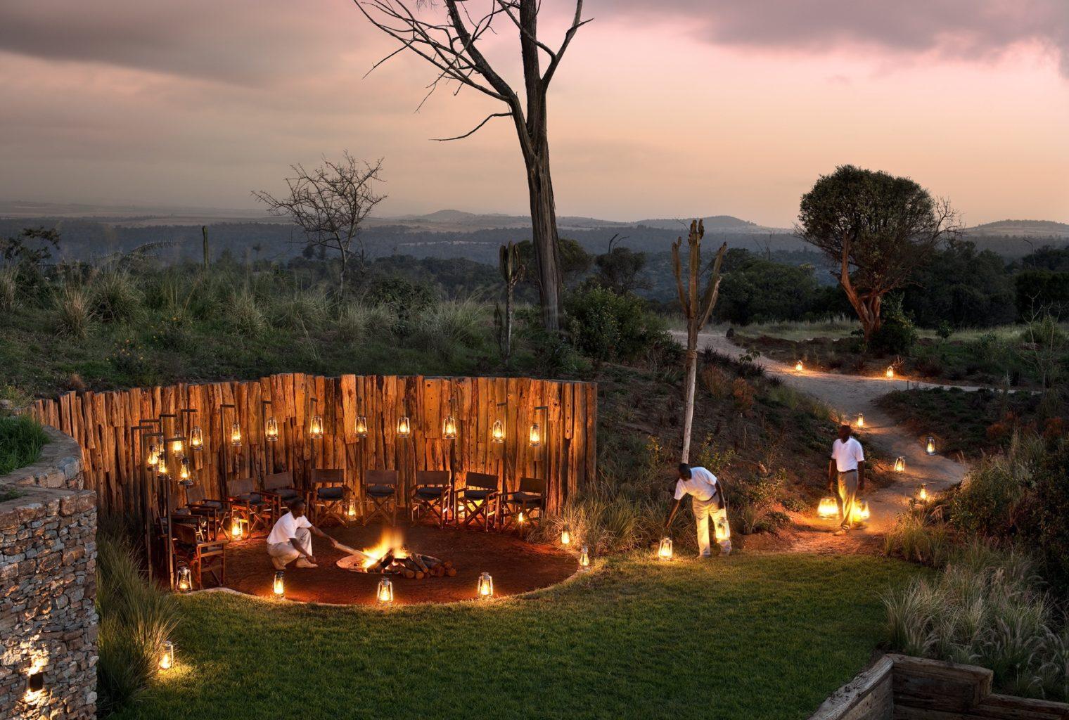 Sirai House Kenya Pit