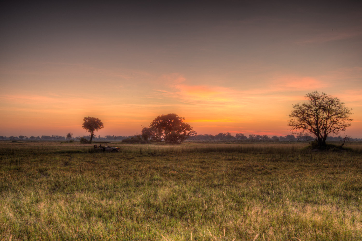 Kanana Camp Botswana Views