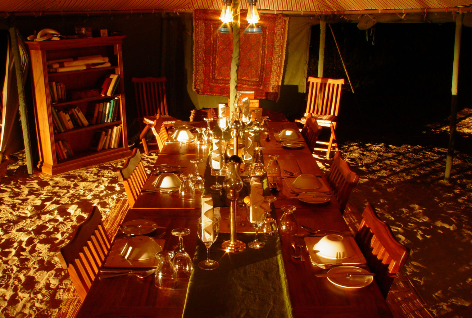 Chada Katavi Tanzania Table