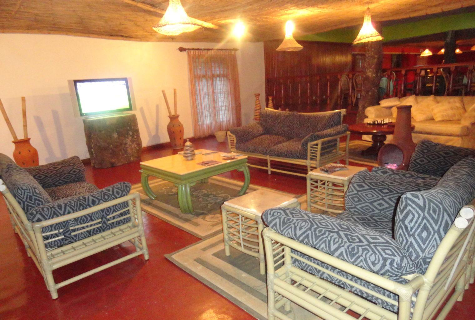 Mountain Gorilla View Rwanda Lounge