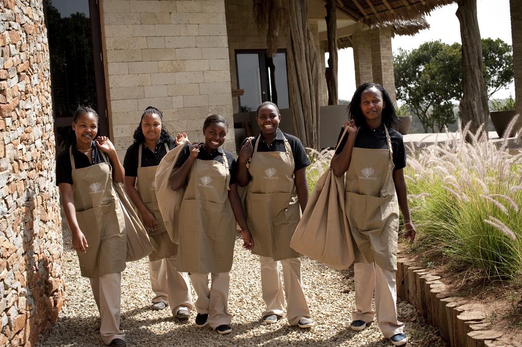 Sirai House Kenya Ladies