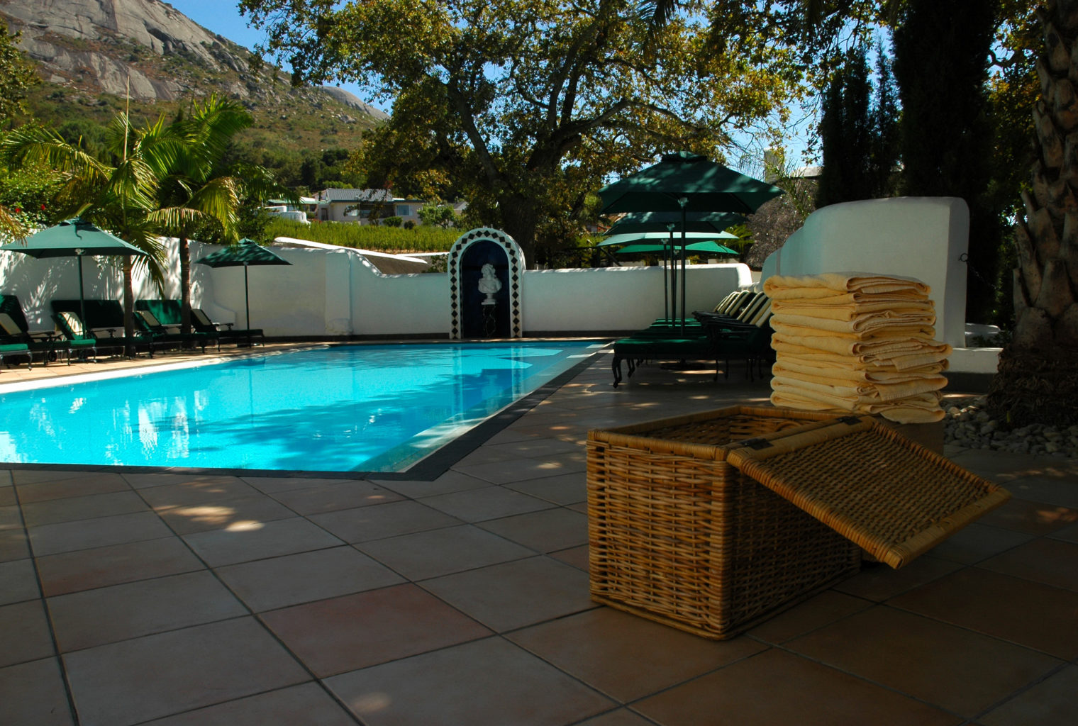 Roggeland Country House, South Africa, Pool