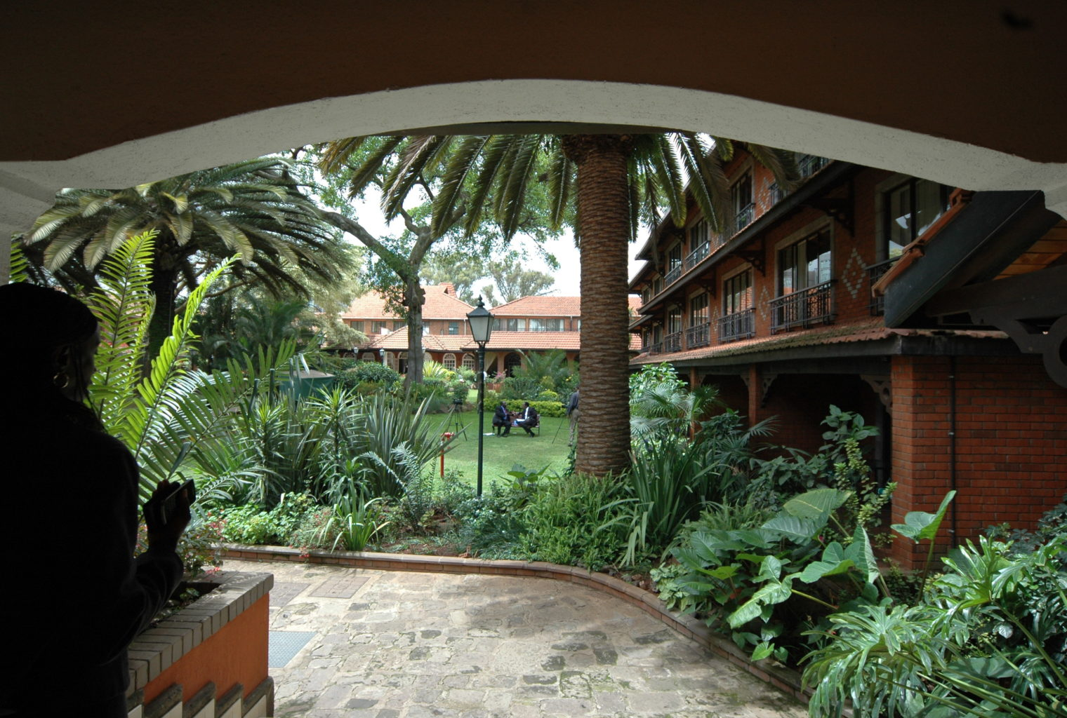 Norfolk Hotel Kenya Garden
