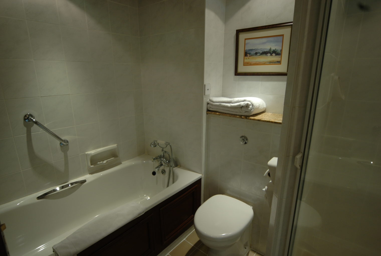 Norfolk Hotel Kenya Bathroom