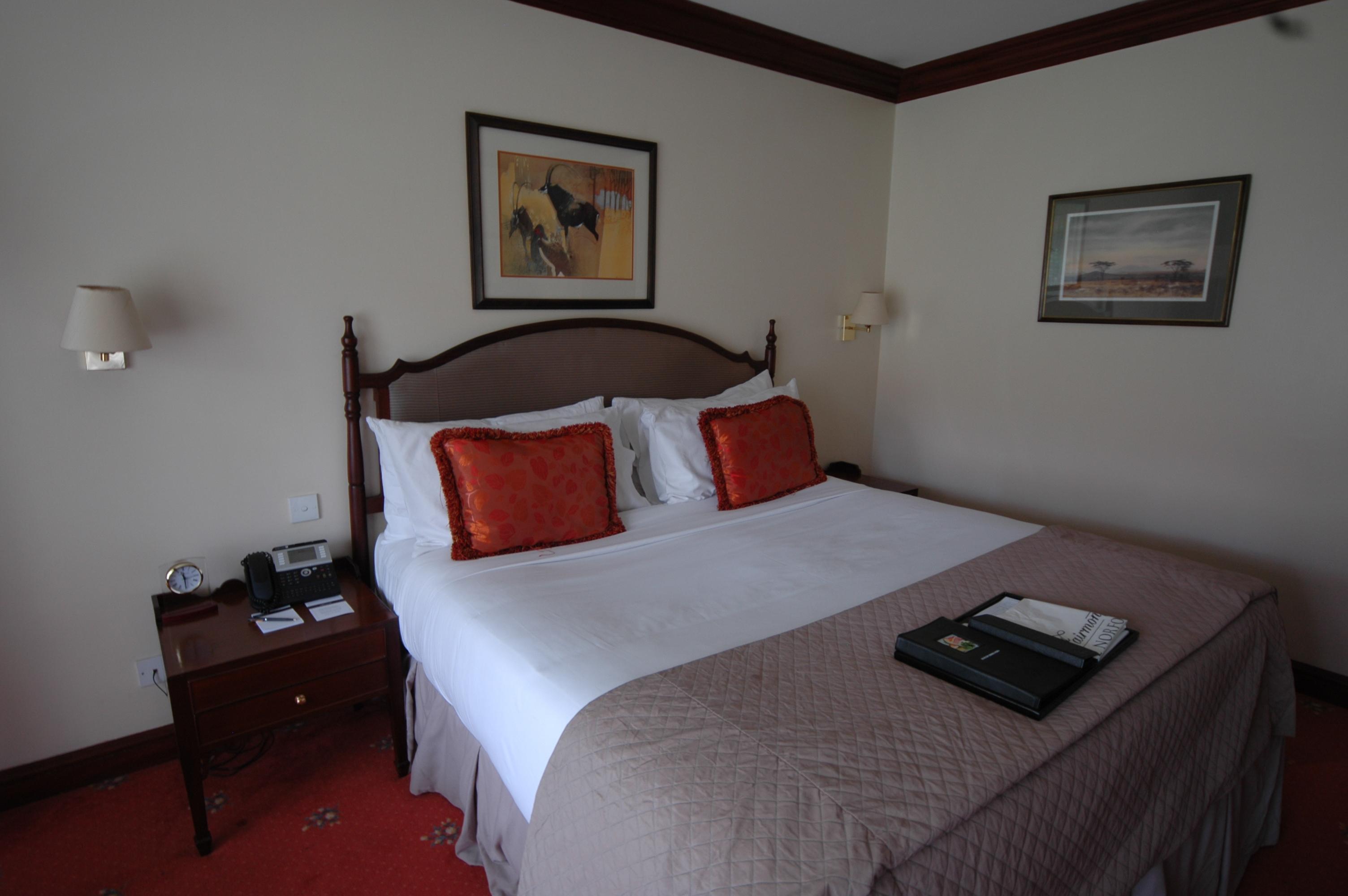 Norfolk Hotel Kenya Bedroom