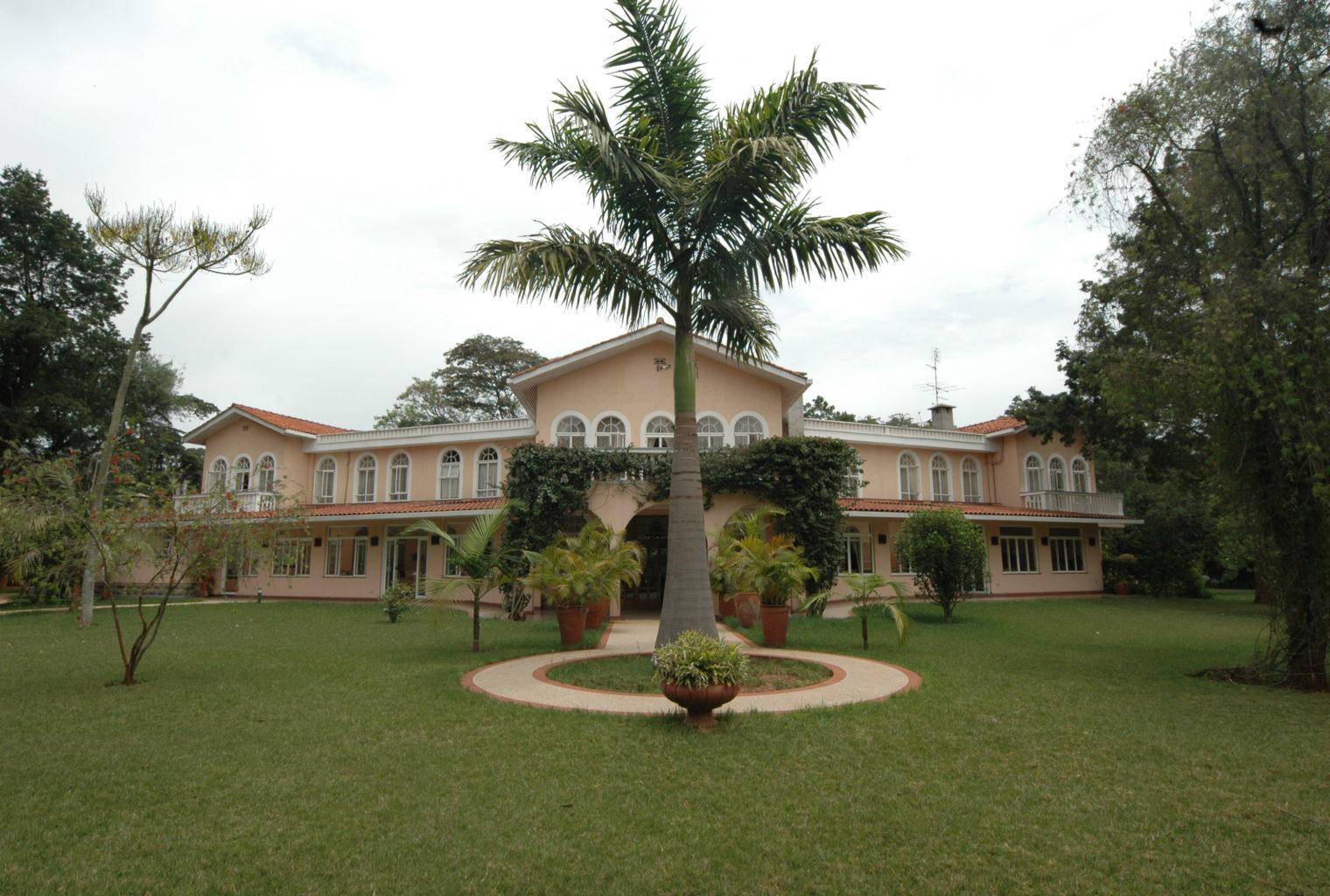 House of Waine Kenya Exterior