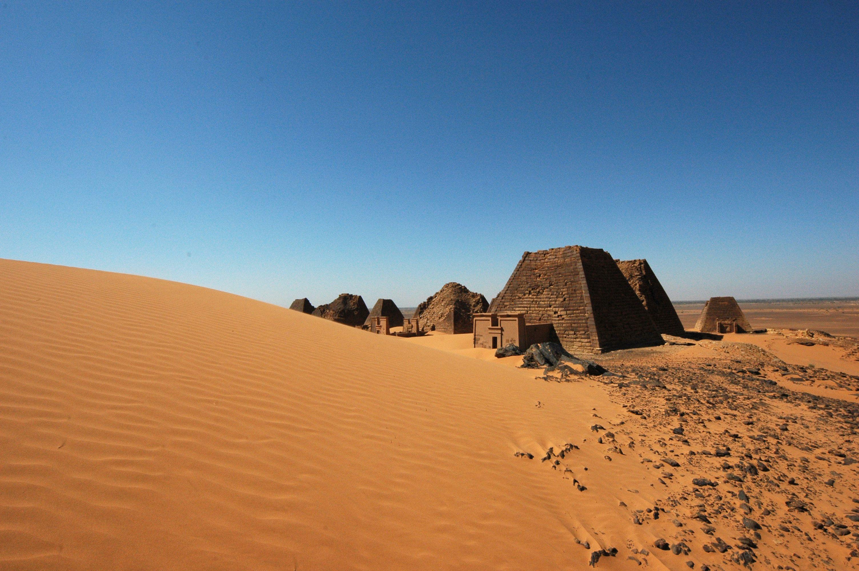 ancient sudan nubia