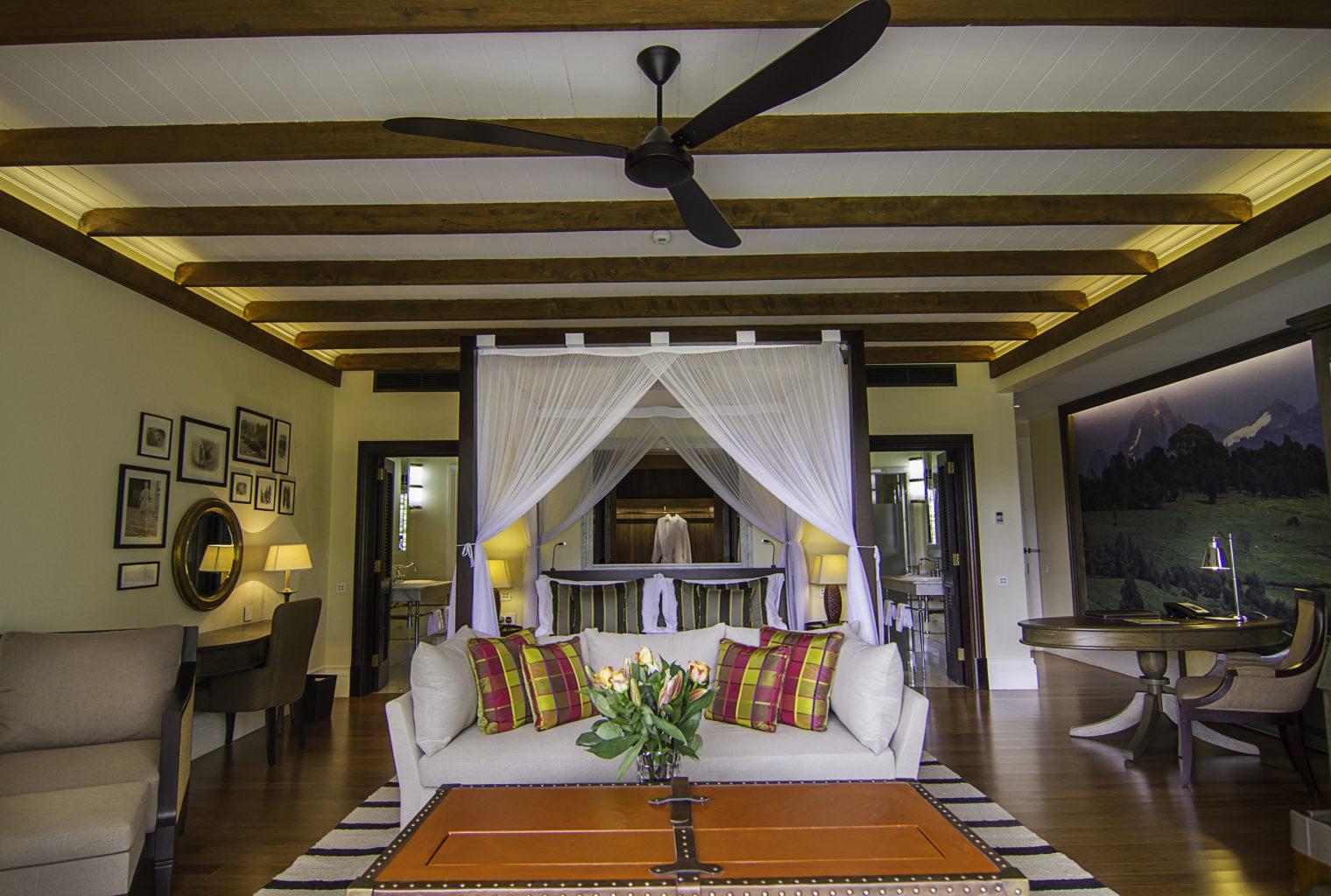 Hemingways Nairobi Kenya Deluxe Suite