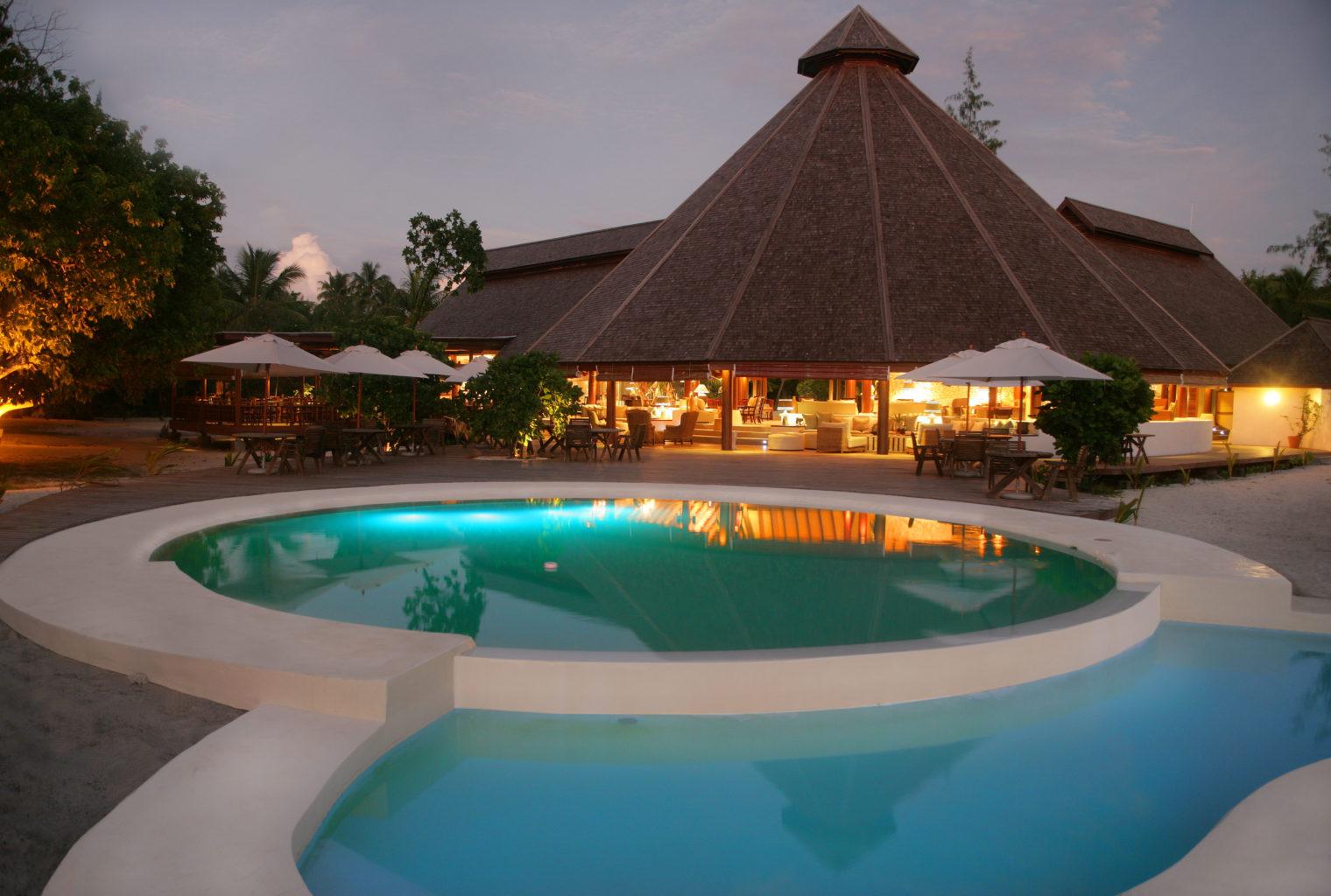 Denis Island Seychelles Pool