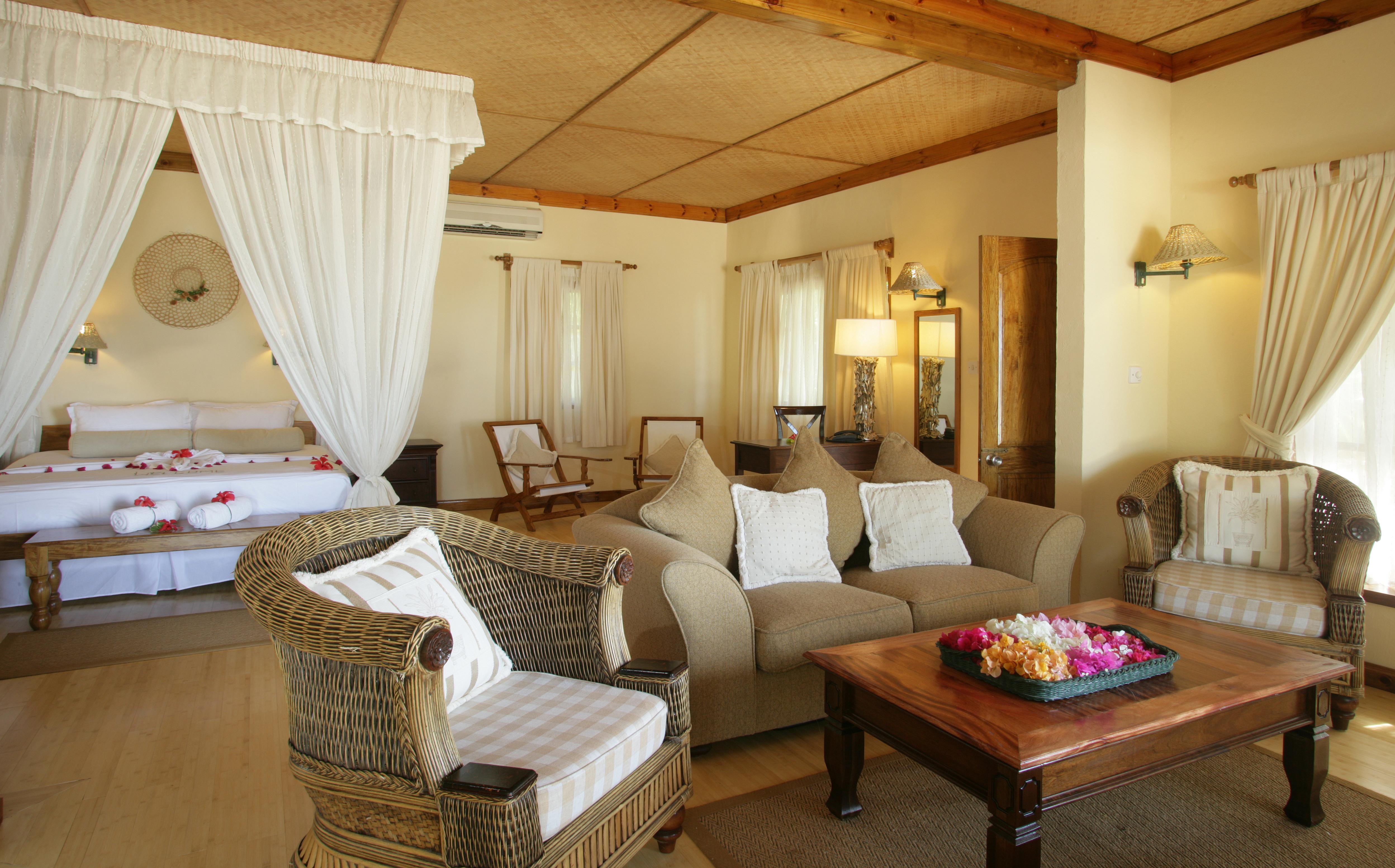 Denis Island Seychelles Lounge