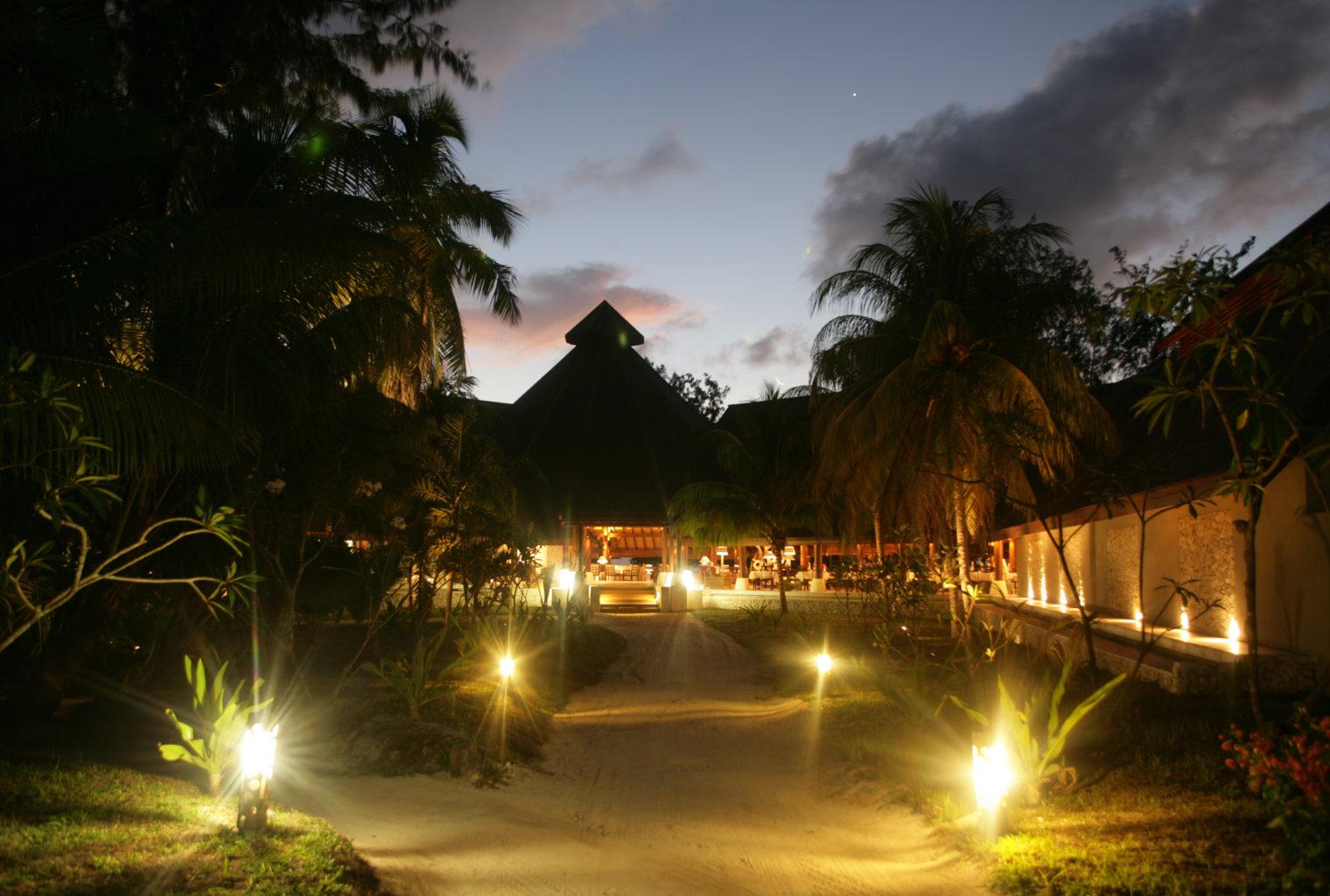 Denis Island Seychelles Exterior