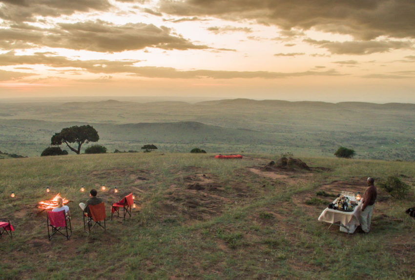 Drink-stop-in-Tanzania-with-andBeyond-safari