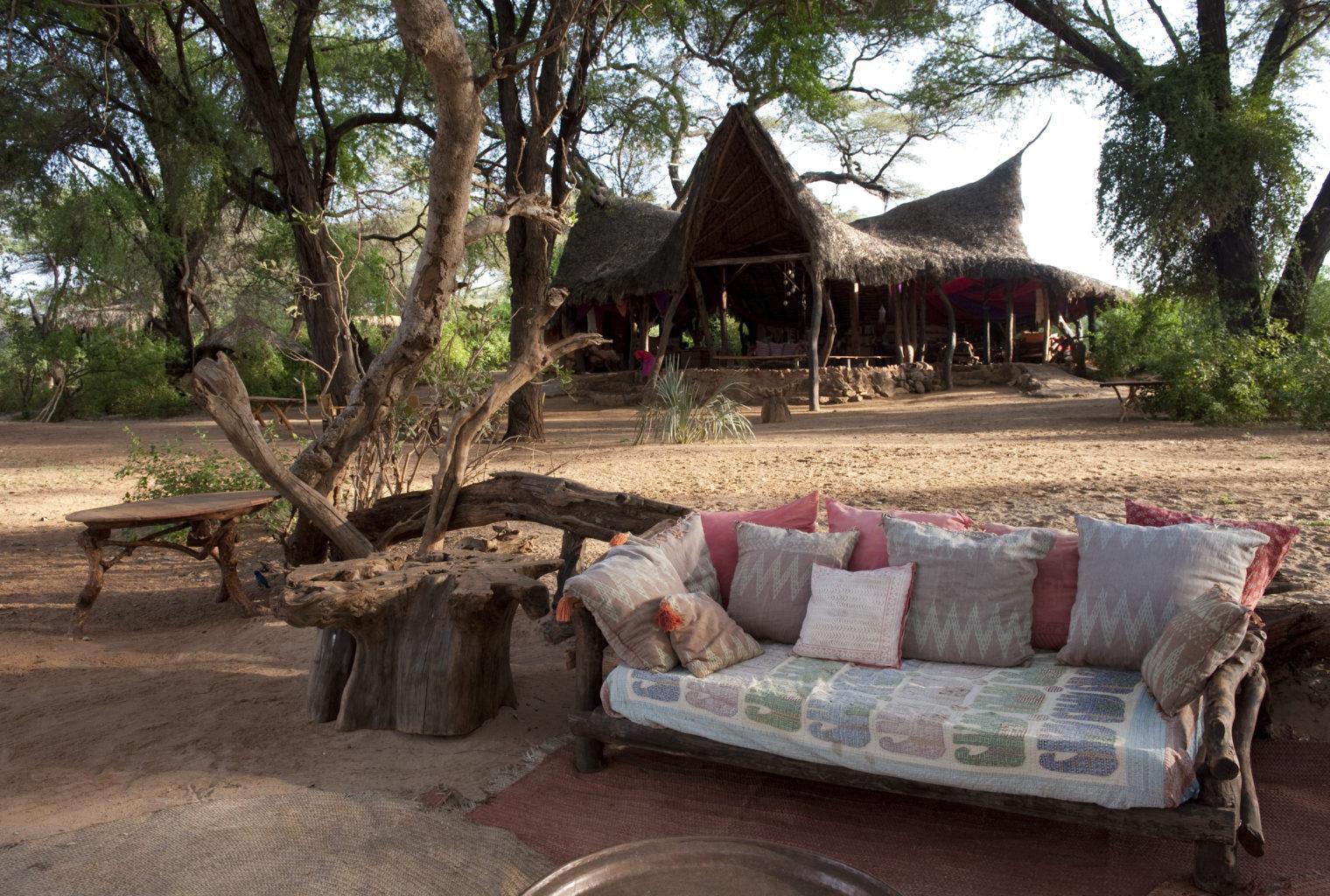 Elephant Watch Camp Kenya Exterior