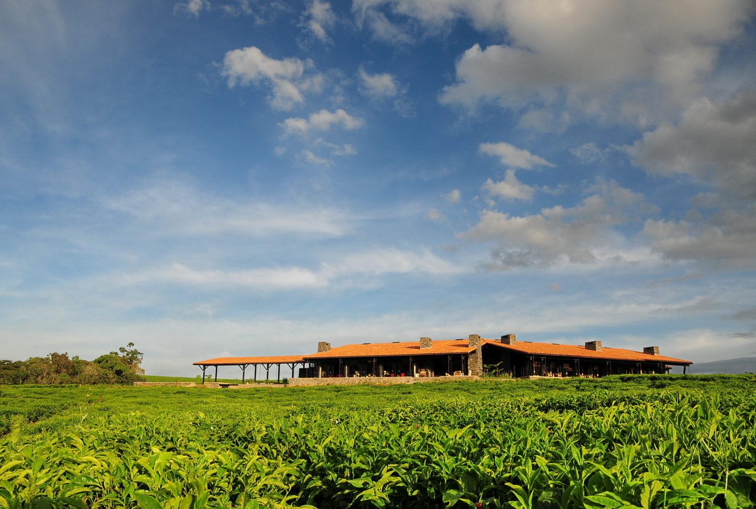 Nyungwe Forest Lodge Rwanda Exterior