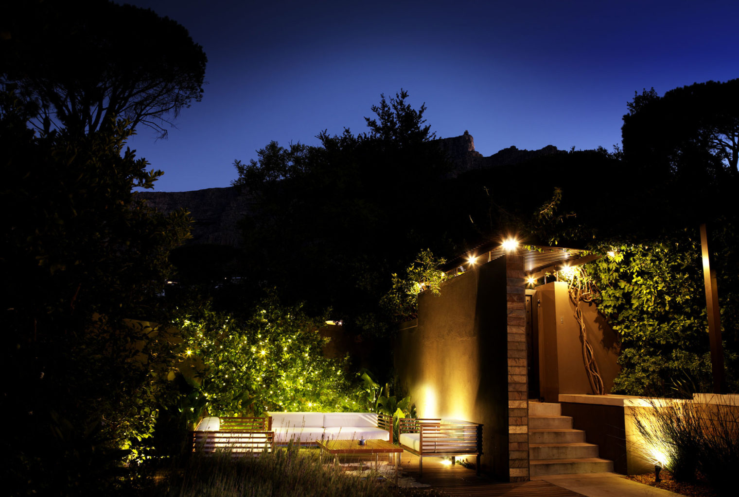 Kensington Place South Africa Garden