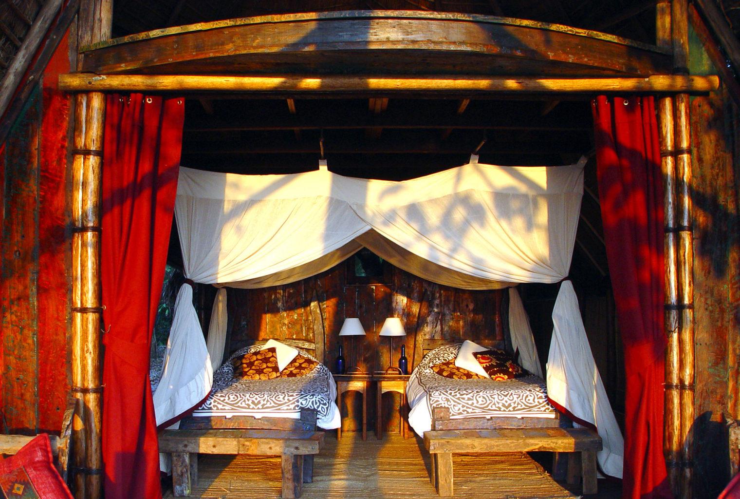 Greystoke Mahale Tanzania Bedroom
