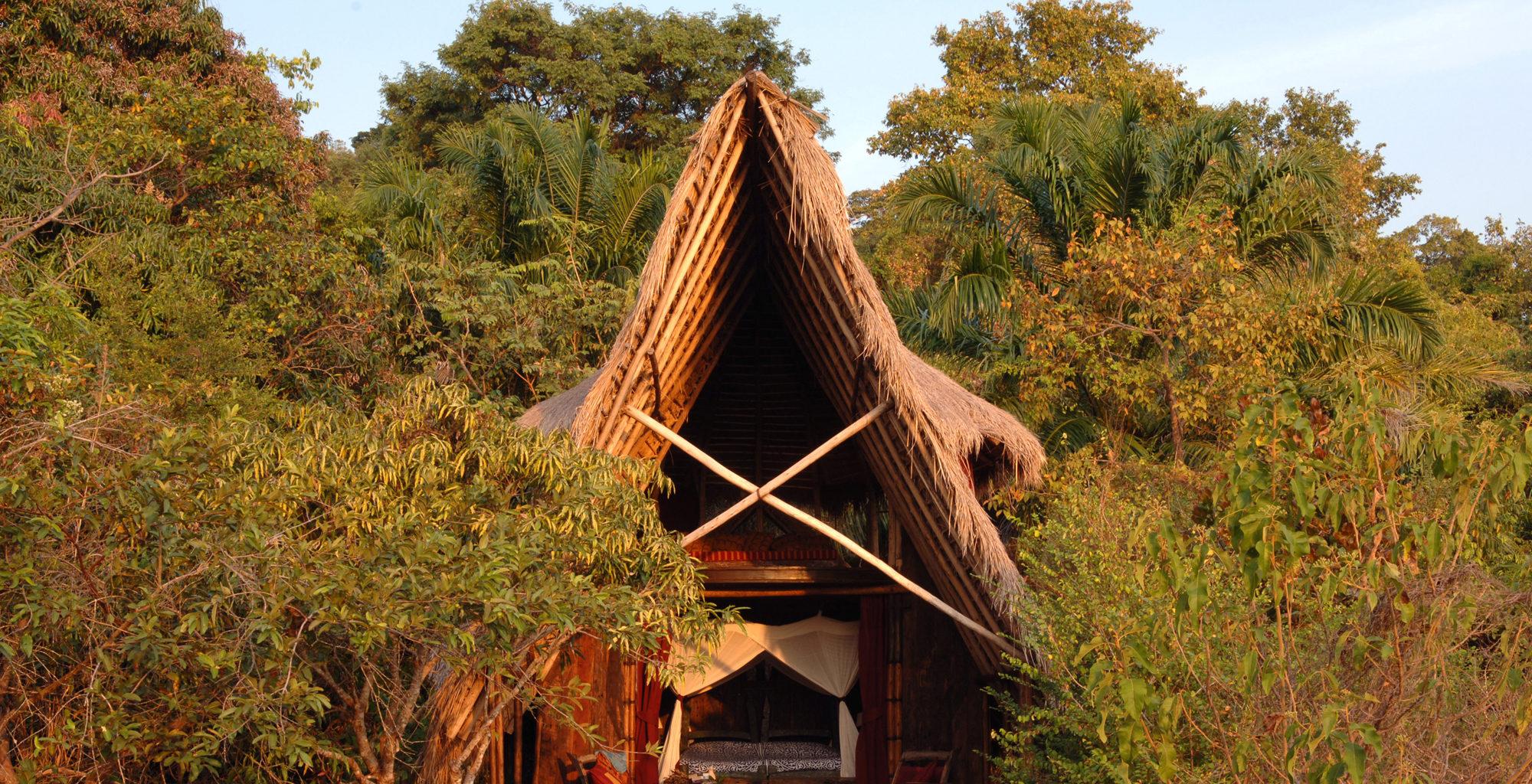 Greystoke Mahale Tanzania Exterior