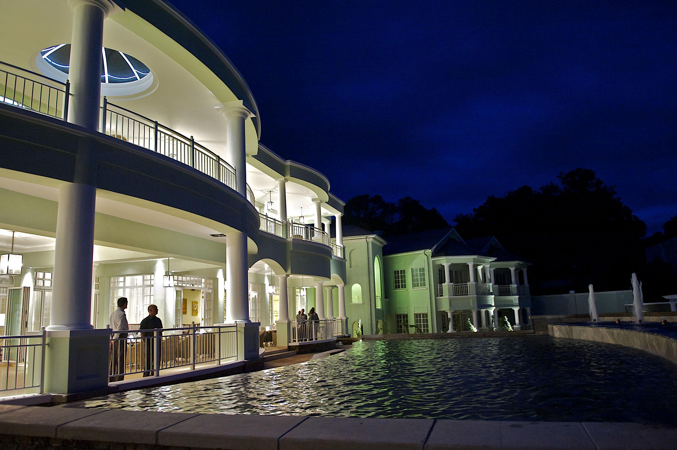 Hemingways Nairobi Kenya Exterior Night