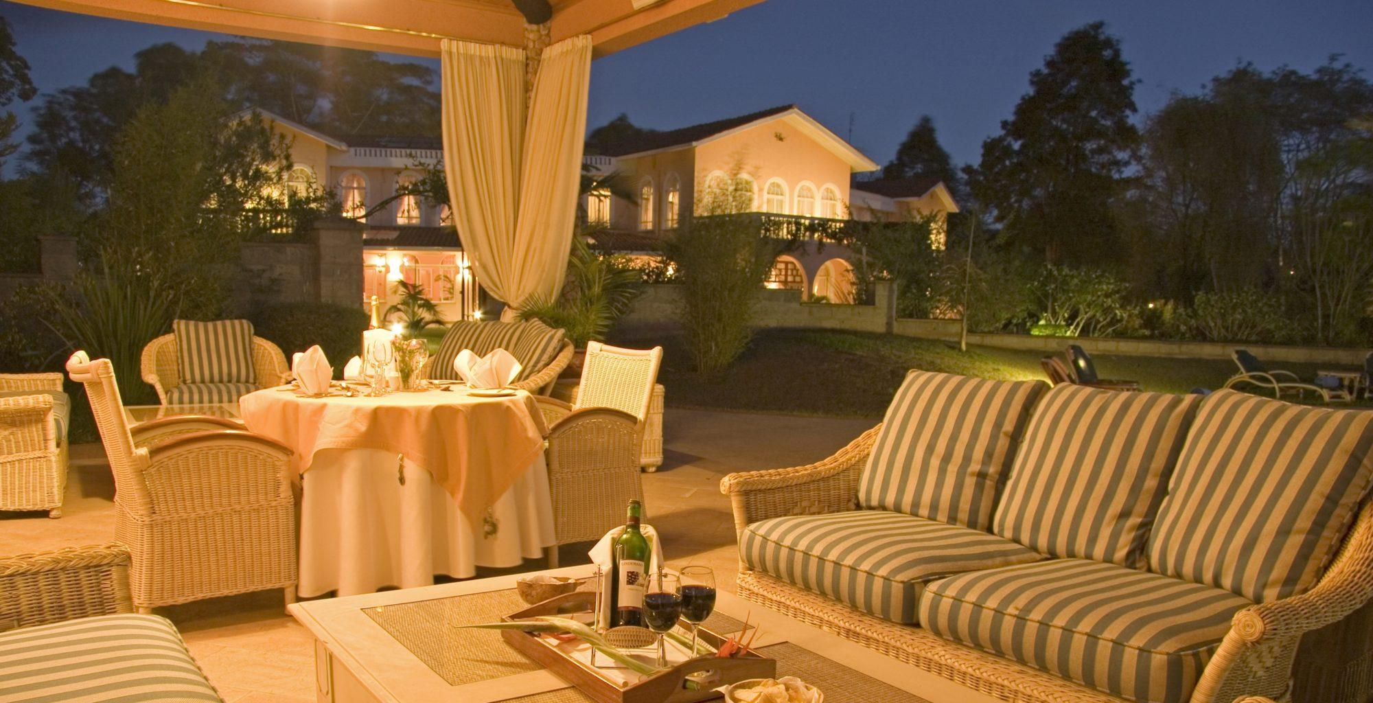 House of Waine Kenya Lounge