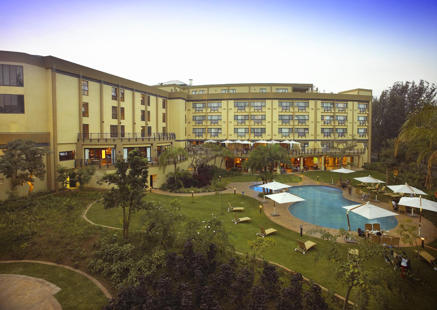 Kigali Serena Rwanda Pool