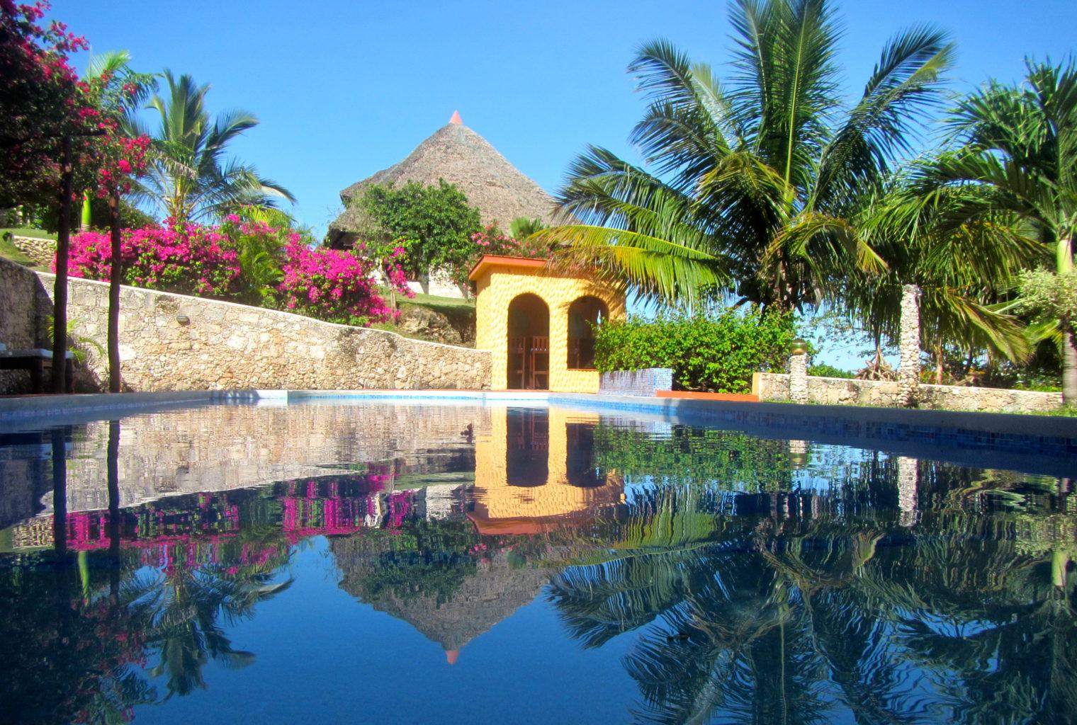 Tijara Beach Kenya Pool