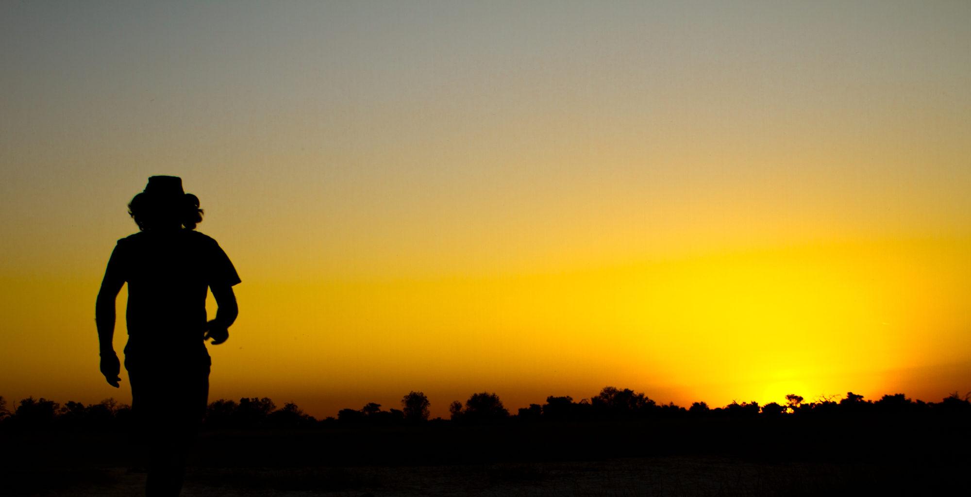 Roger-Dugmore-Botswana-Sunset