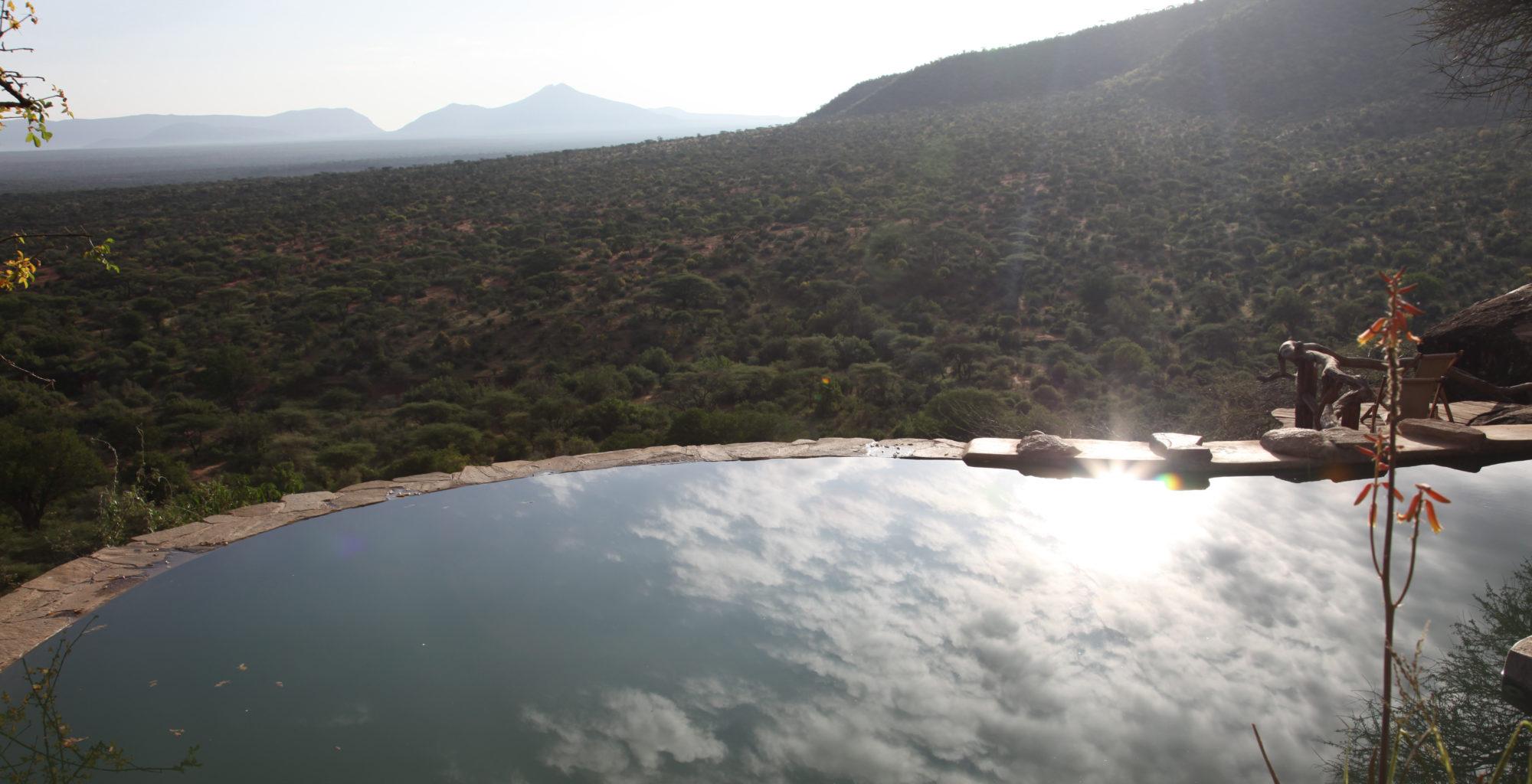 Tassia Lodge Kenya Pool