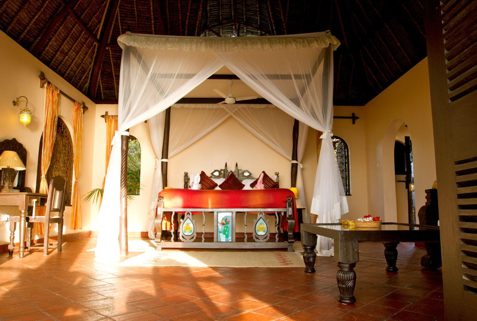 Tijara Beach Kenya Bedroom