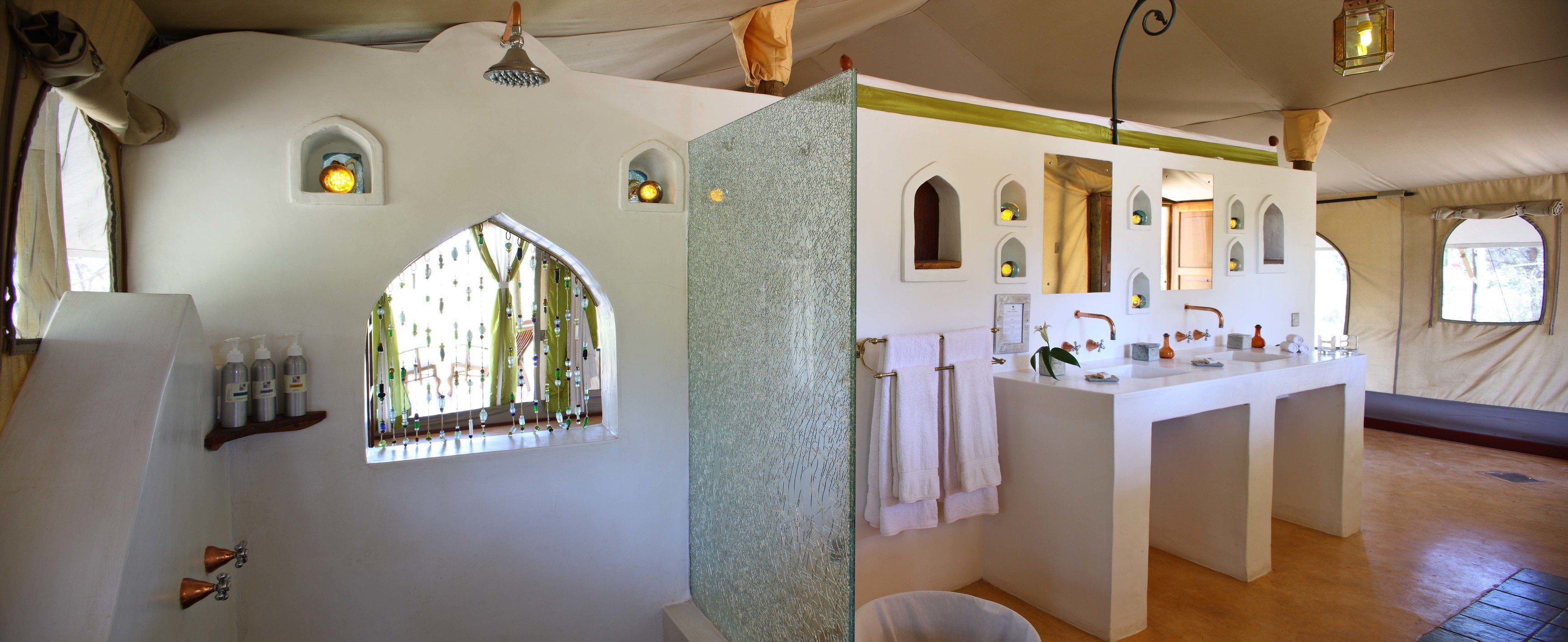 Joys camp journeys by design for Bathroom designs in kenya