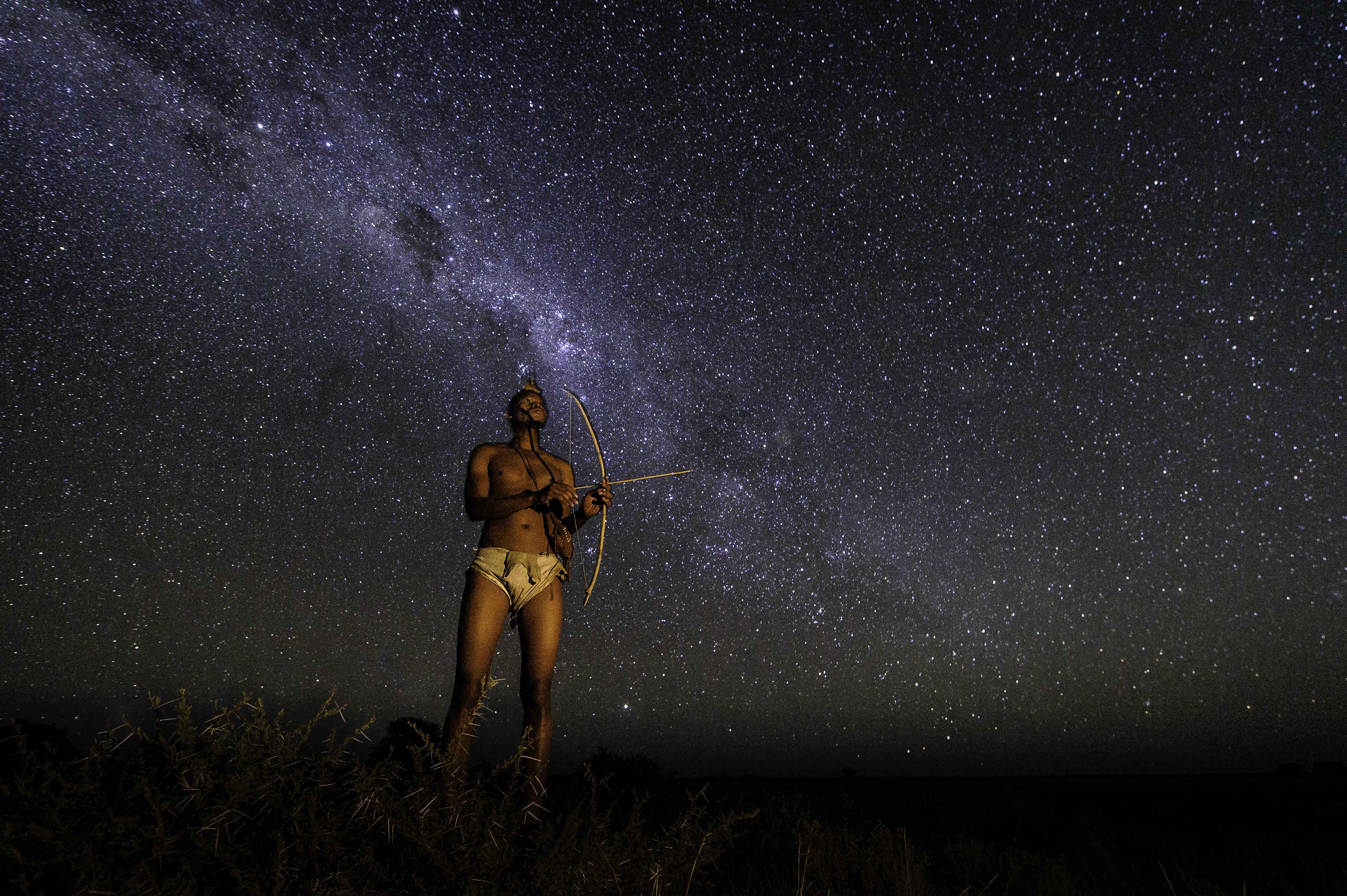 Kalahari Plains Camp Night Sky