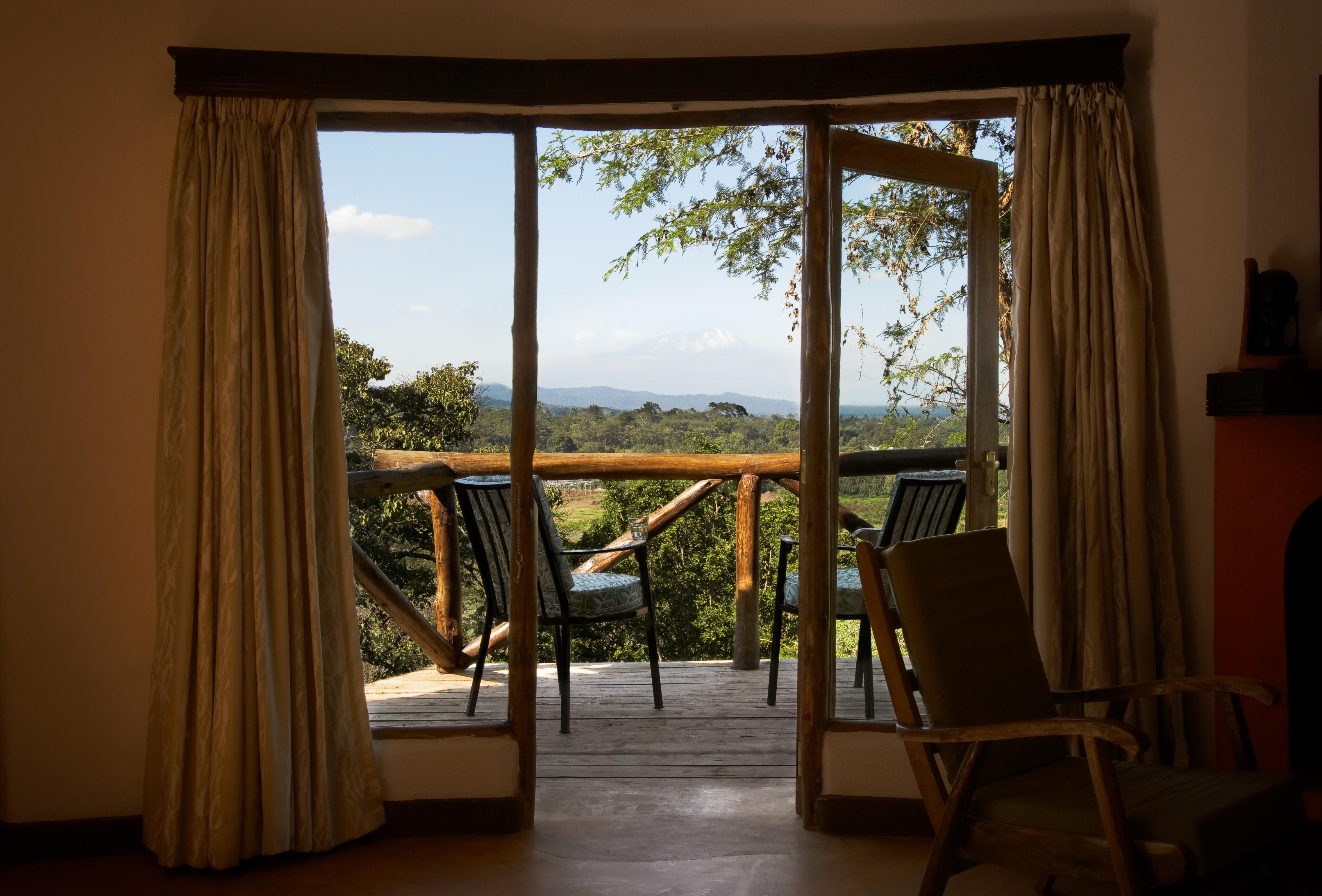 Kigongoni Lodge Tanzania Views