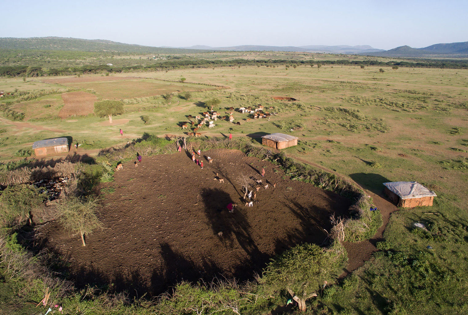 Kleins-Camp-Tanzania-Aerial-Culture