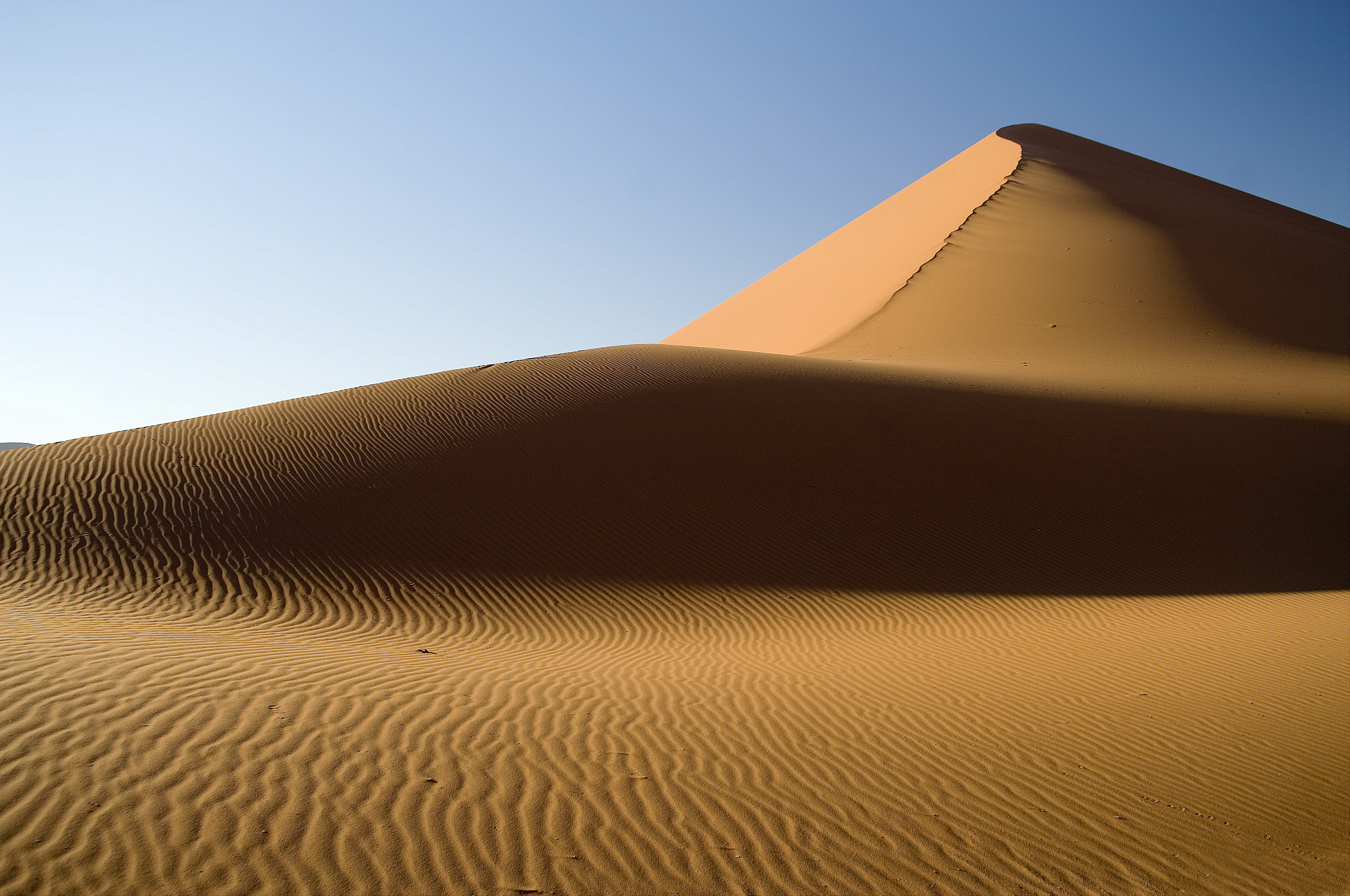 steep sand dune pursued - HD1200×800