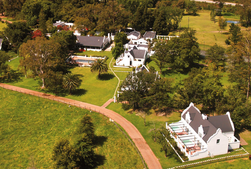 South-Africa-Kurland-Hotel-Aerial