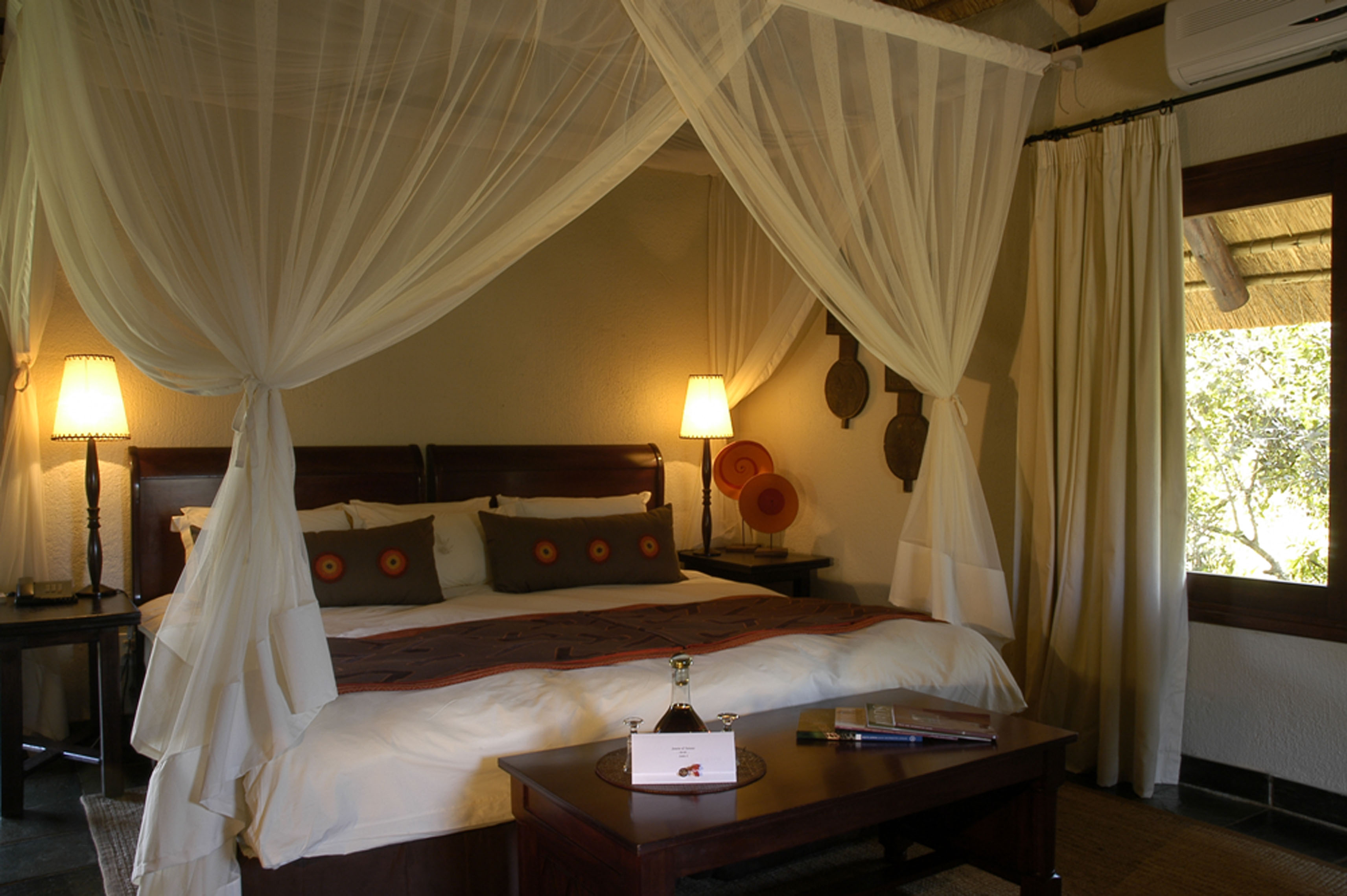 Sabi Sabi South Africa Bedroom