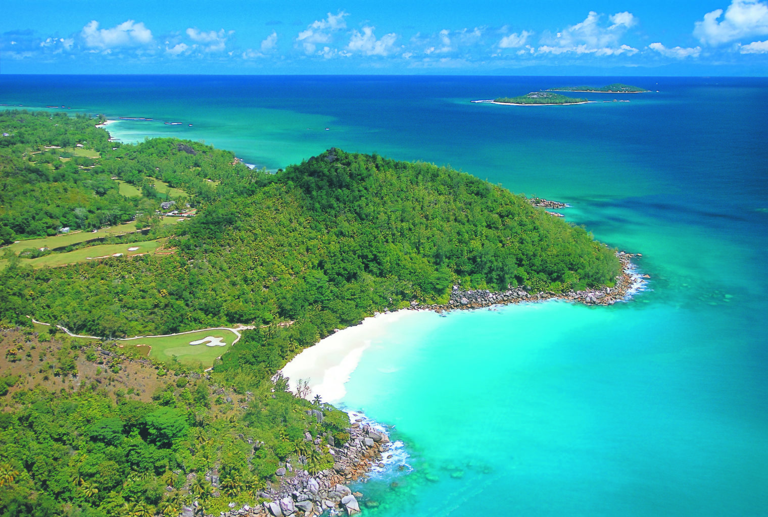 Seychelles Main Island Aera Images