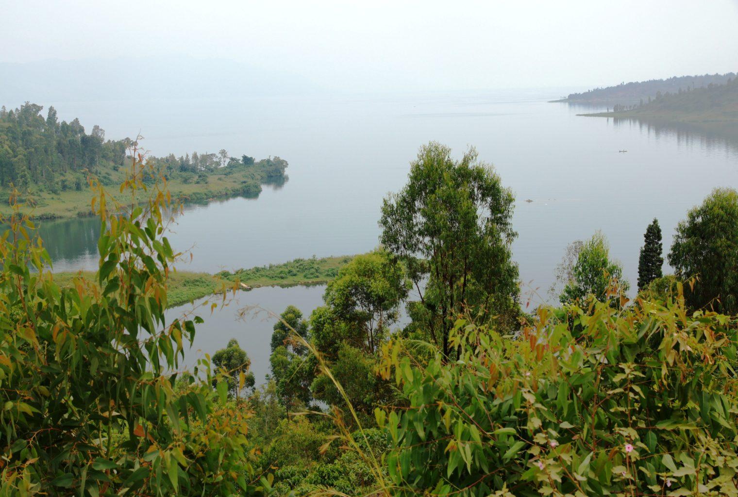 Lake Kivu Views