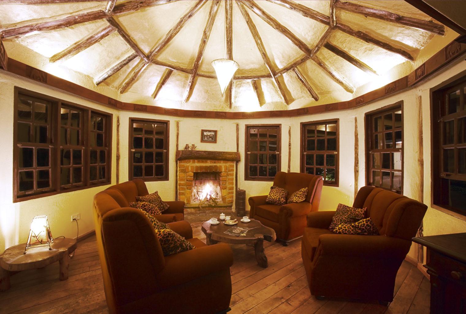 Kigongoni Lodge Tanzania Lounge
